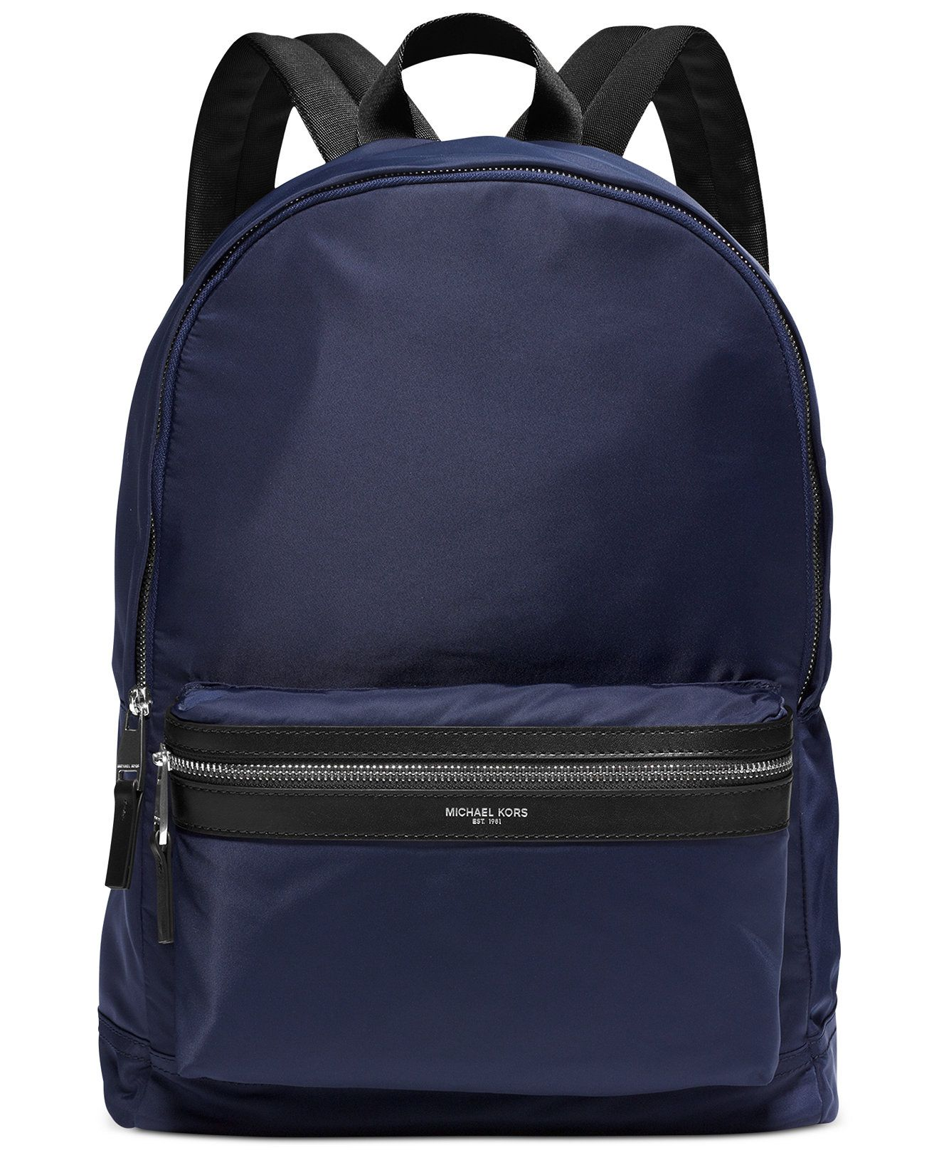 dec9eb5b293f Michael Kors Kent Lightweight Nylon Backpack - Accessories & Wallets - Men  - Macy's