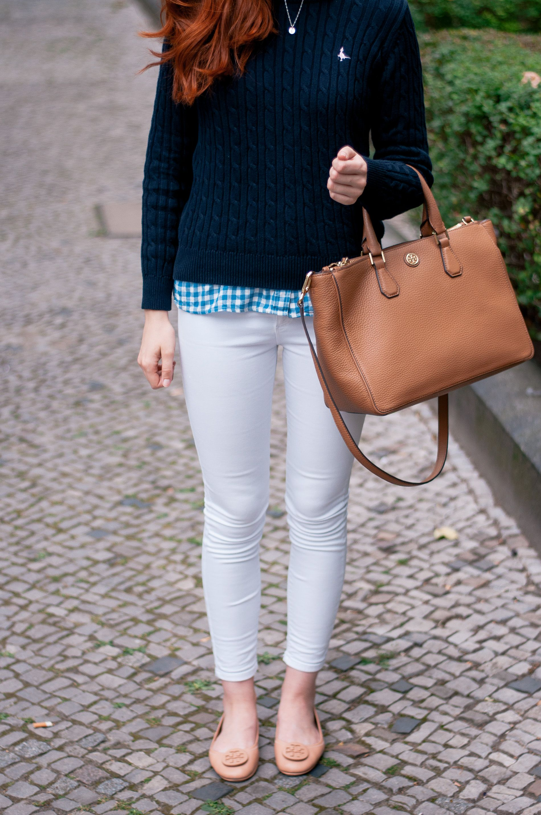 Casual Look Haare Classic Casual Magnolia Charles Outfits