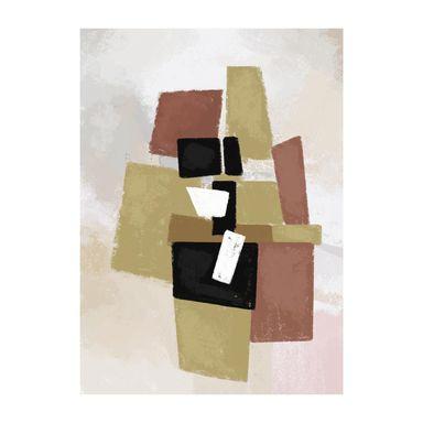 Kanwa Abstrakcja Brazowa 70 X 100 Cm Obrazy Kanwy W Atrakcyjnej Cenie W Sklepach Leroy Merlin In 2020