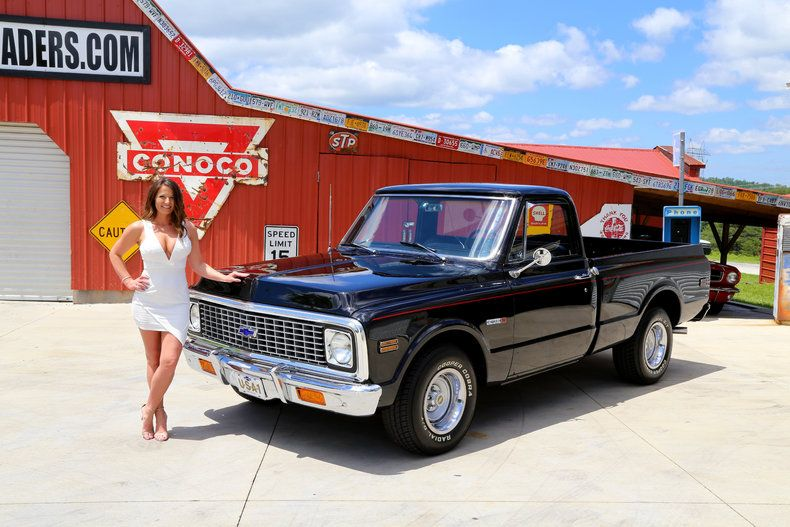 1972 Chevrolet C10 For Sale At Acc C10 For Sale Classic Trucks