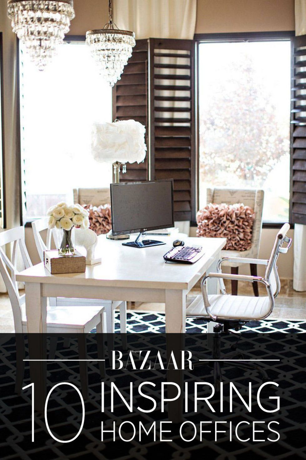 Save this article for later by pinning this image, and follow Harper's Bazaar on Pinterest for more.
