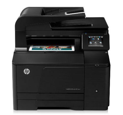 Hp Laserjet Pro 200 Color Mfp Printer M276nw Http Www Amazon Com Dp B008abljc4 Ref Cm Sw R Pi Awdm Bw2hub1mtgj Multifunction Printer Laser Printer Printer