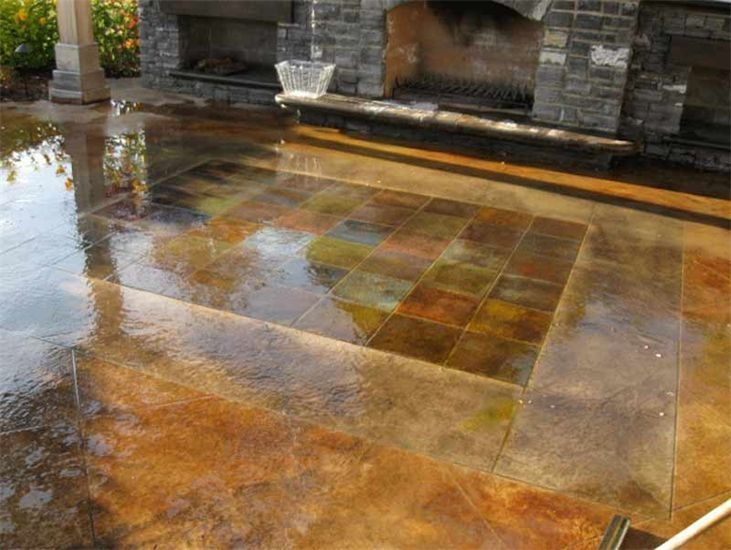 Pinterest Concrete Floors Concrete Floors For The Home Concrete Stained Floors Concrete Decor Concrete Floors