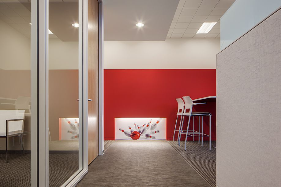 Collaboration Areas | Idea Hall Headquarters | Costa Mesa California | Interior  Design By H.