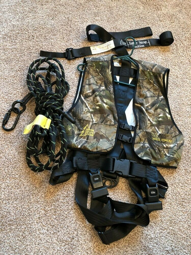 HSS7 safety hunting vest L/XL with Gorilla Gear GTex