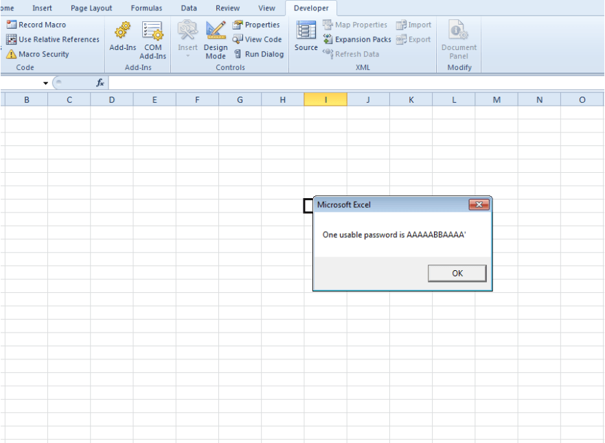 This Article Will Tel You How To Unprotect An Excel Spread Sheet