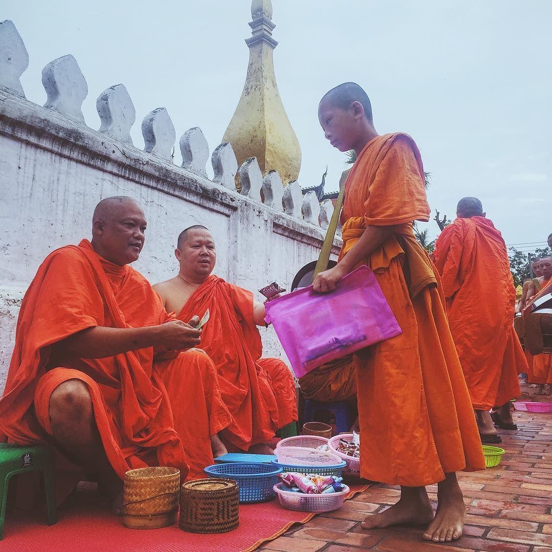 Instagram Photo By Robert Sepulveda May 27 2016 At 6 41am Utc Luang Prabang Laos Sepulveda