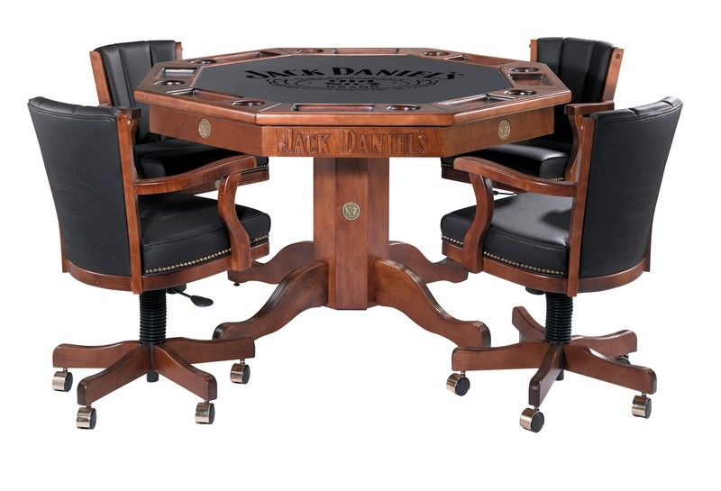 Jack Daniels Table And Chairs