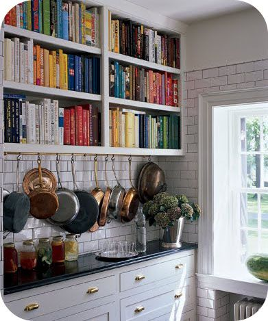Google Image Result For Http Www Sweetandlovelylife Com Wp. Cookbook Storage  | Houzz