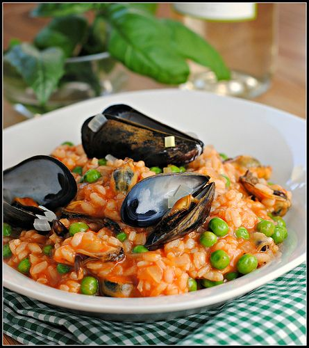 Musselrisotto2 (With Images)