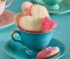 N'est-ce pas mignon pour la Saint-Valentin. Www.douceursdepascaline.com