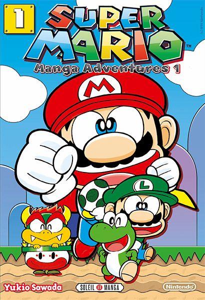 Super Mario Manga Adventures Vol 2 Soleil Manga Mario Et Luigi Telechargement