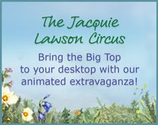 Jacquie Lawson Circus Birthday Cards Animated Greeting Cards Cards