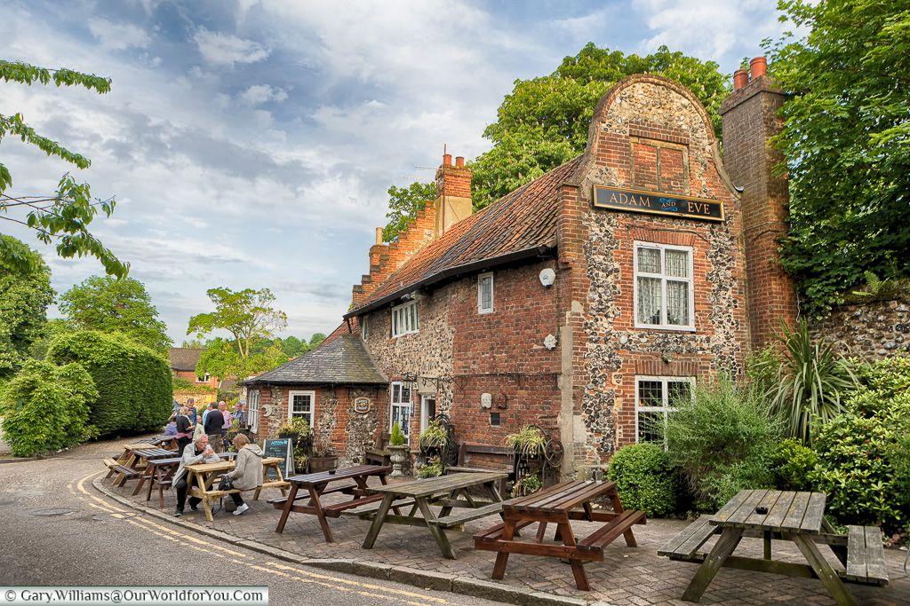 The Heart of Norfolk Norwich, England Norfolk england