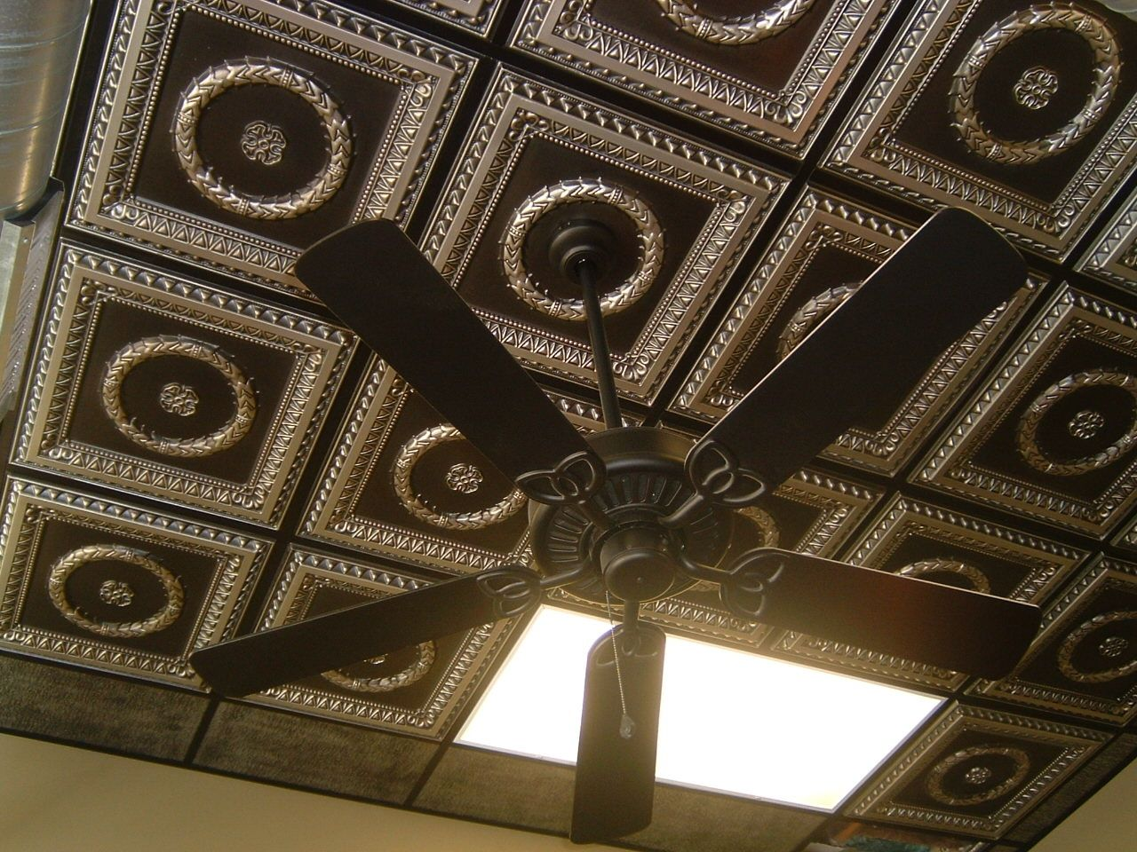 Designs for ceiling tiles httpcreativechairsandtables suspended ceiling tiles pvc amazing ornate antique tin ceiling tiles are very popular today and are used as wall dcor dailygadgetfo Image collections