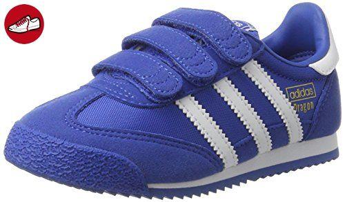 buy popular 1e185 70c52 Adidas Unisex-Kinder Dragon OG Laufschuhe, Mehrfarbig (BlueFtwr WhiteBlue