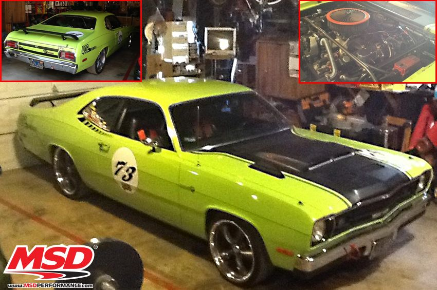 pro touring plymouth duster digital 6al pro billet pro touring plymouth duster digital 6al pro billet distributor 8 5mm msd wires