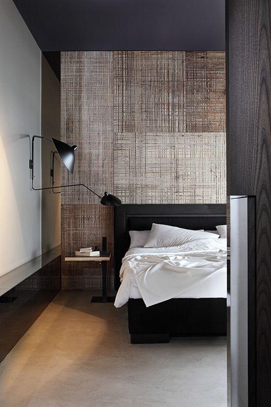 Davide lovatti glenn sestig gent bedroom space for Dormitorio principal m6 deco