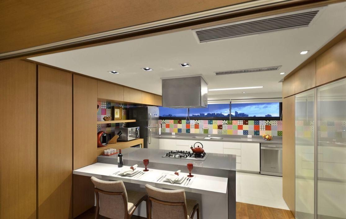 Cozinha Cinza 60+ Modelos, Projetos  Fotos Lindas!