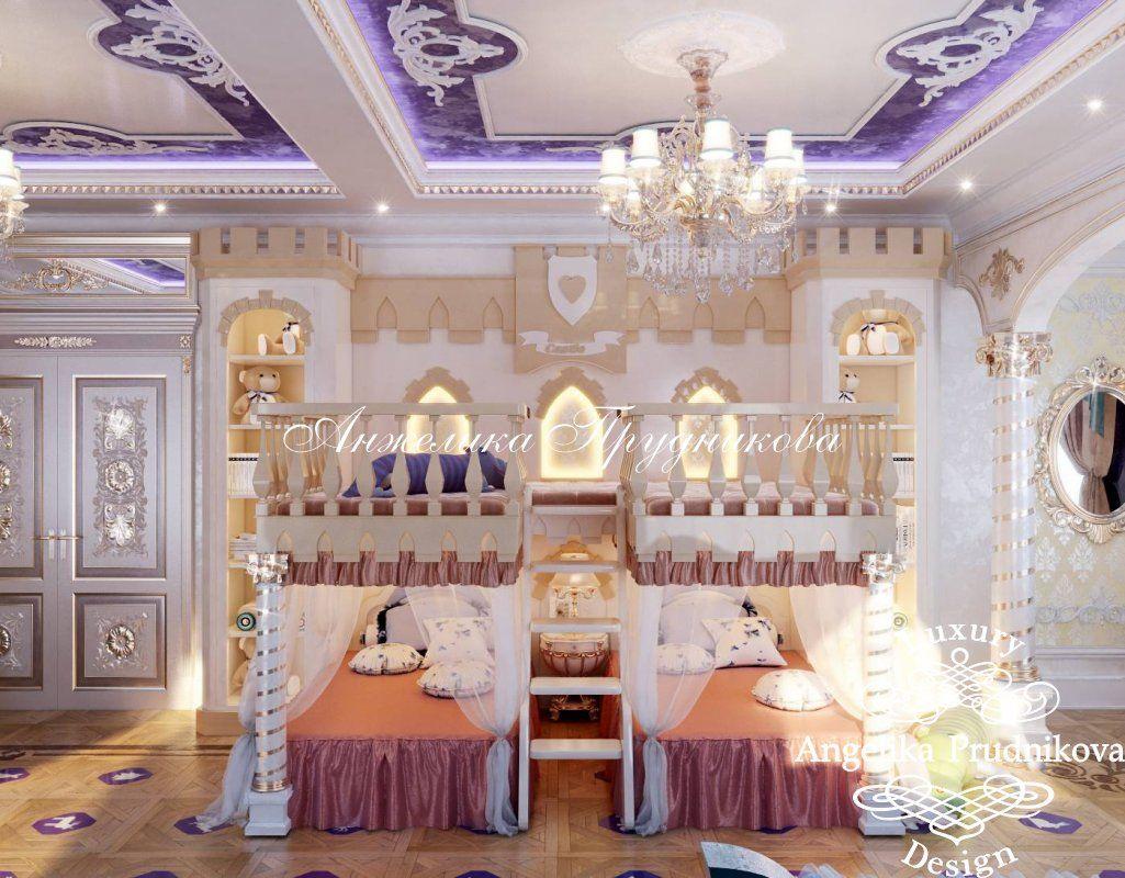 Дизайн интерьера детской и игровой в Томске   Дизайн ...