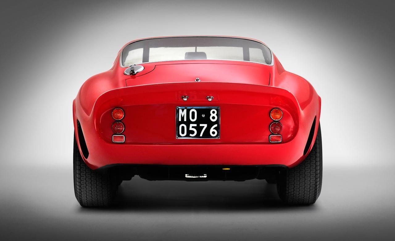 Dapperx 1962 63 Ferrari 250gto Berlinetta Gto Ferrari