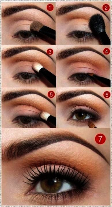 How To Do Perfect Eye Makeup In Hindi