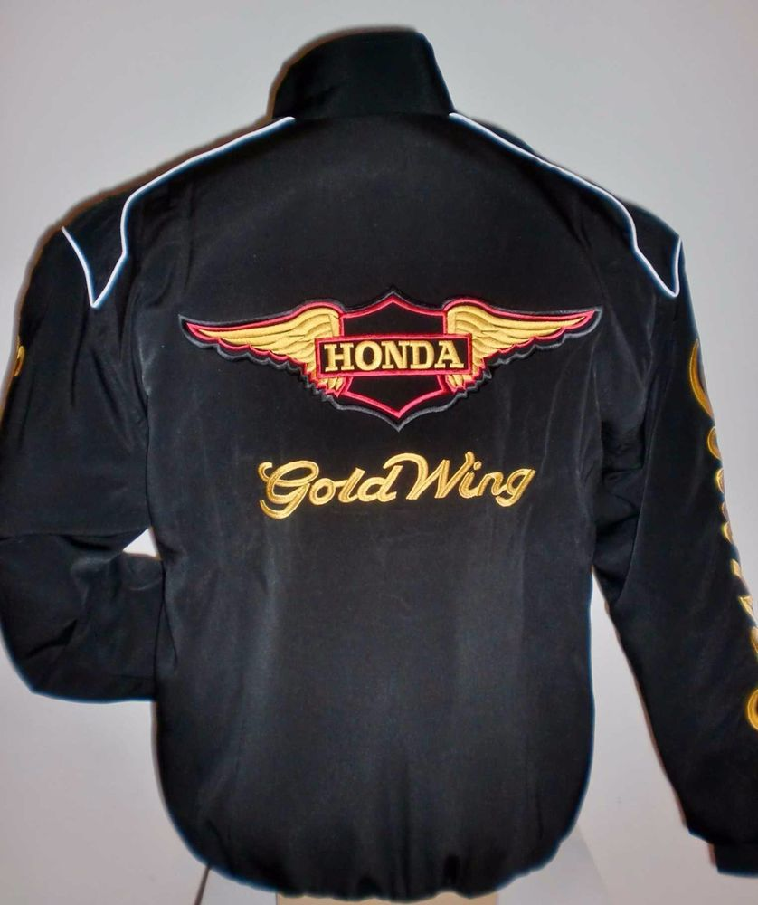 Honda Goldwing Jacke Honda Goldwing Old Logo Jacket