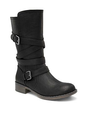 Jesslyn Moto Boot