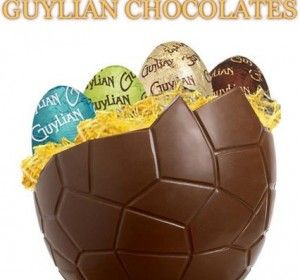 WIN a delicious Guylian Easter surprise