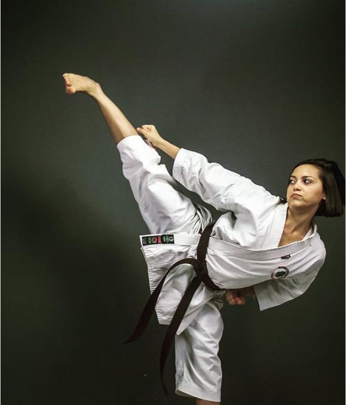 Pin en Karate