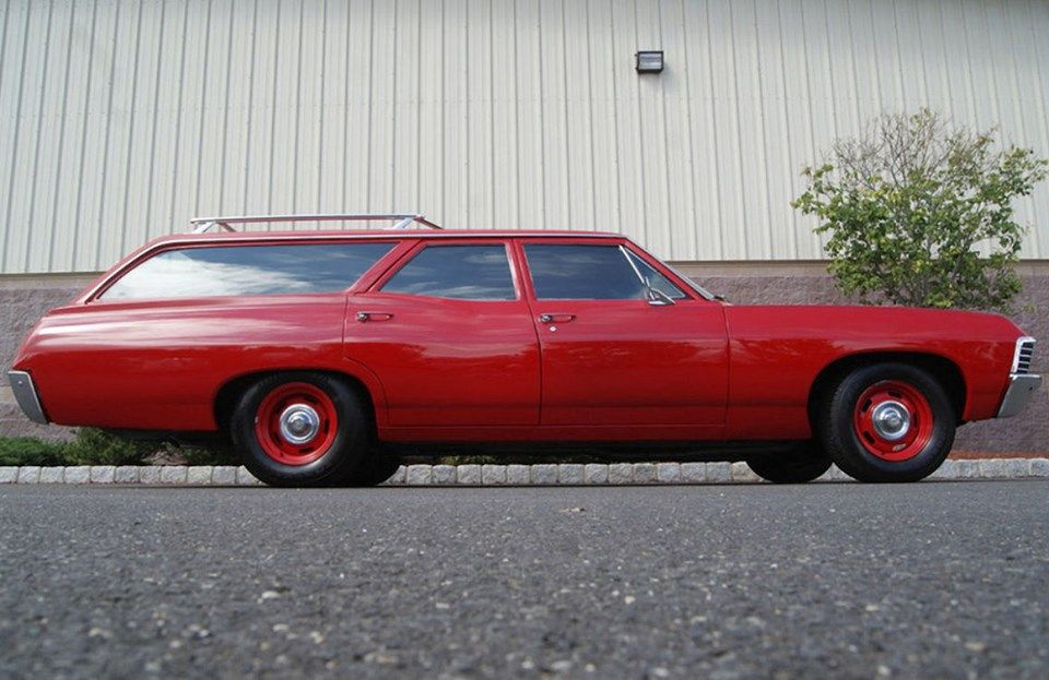 67 Chevy Bel Air Stw American Cars In Finland And Elsewhere