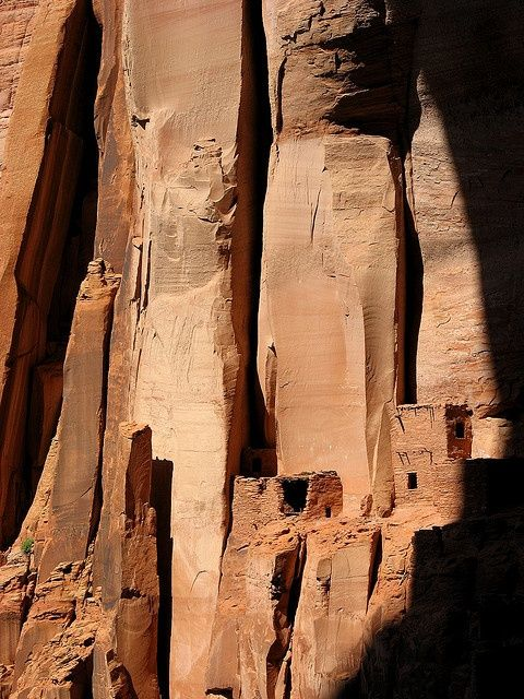 goodmemory:  Harmony In Stone Betatakin - Navajo National Monument, Arizona. via