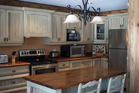 Relooker des armoires de cuisine recherche google d co for Armoire blanche en pin