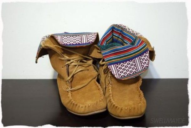 62a0e0b0148f aztec moccasins  Shop for aztec moccasins on Wheretoget