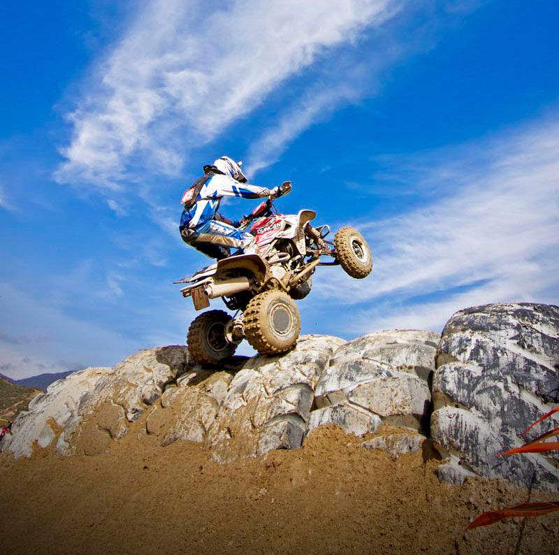 Black Hills ATV ING Girls STI Tire & Wheel Steps Up Big