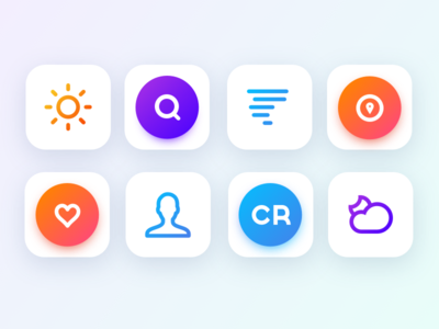 Icons Exercises Icon Icon Design App Icon