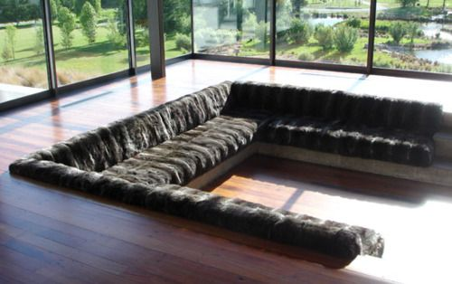 More Awesome Sunken Couches