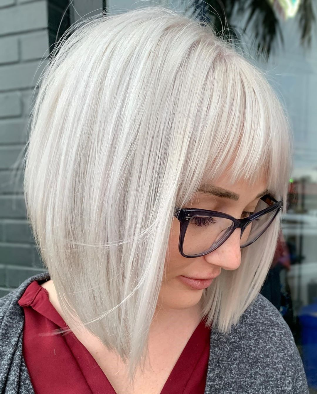 50 Trendy Haircuts and Hairstyles with Bangs in 20