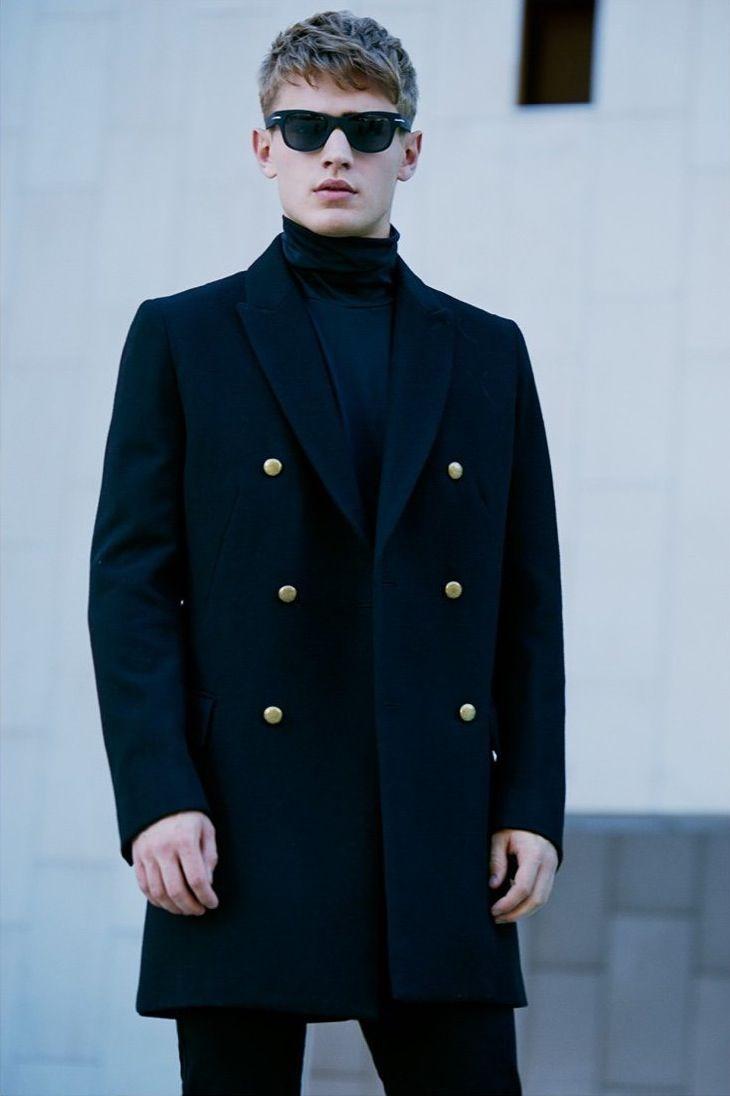 Mens Coats 2   Fashideas.com   Mens Coat   Pinterest   Coats, Men ...