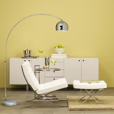 George kovacs polished chrome arc floor lamp studio pinterest george kovacs polished chrome arc floor lamp aloadofball Images