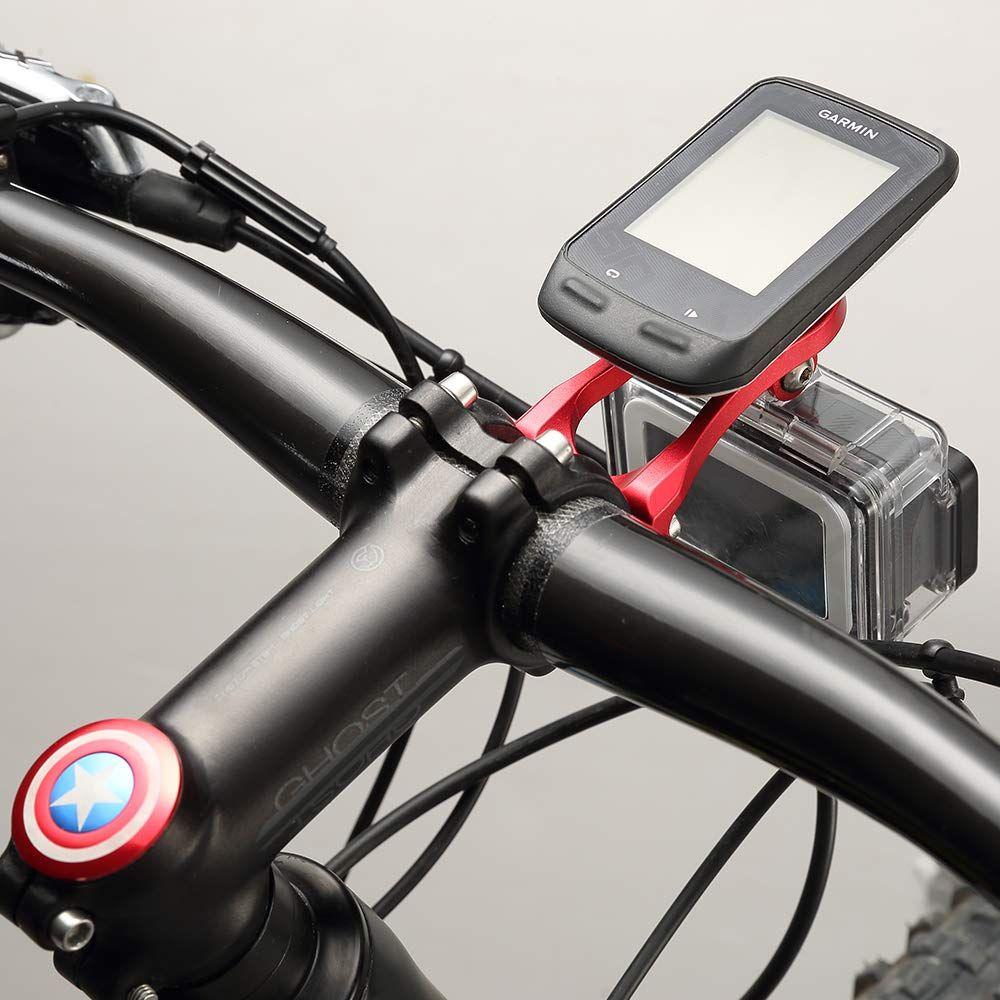 Corki Outfront Mount For Garmin Edge Garmin Gopro Combo Mountgarmin Edge Mountgarmin Bike Mount For Edge 130 200 500 510 520 In 2020 Bike Mount Garmin Bike Garmin Edge