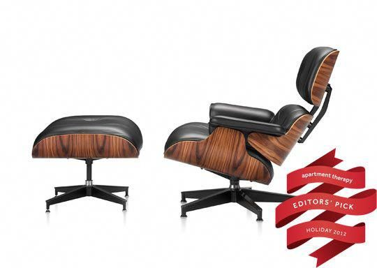 Best Win Herman Miller Eames Lounge Chair Ottoman Holiday 400 x 300