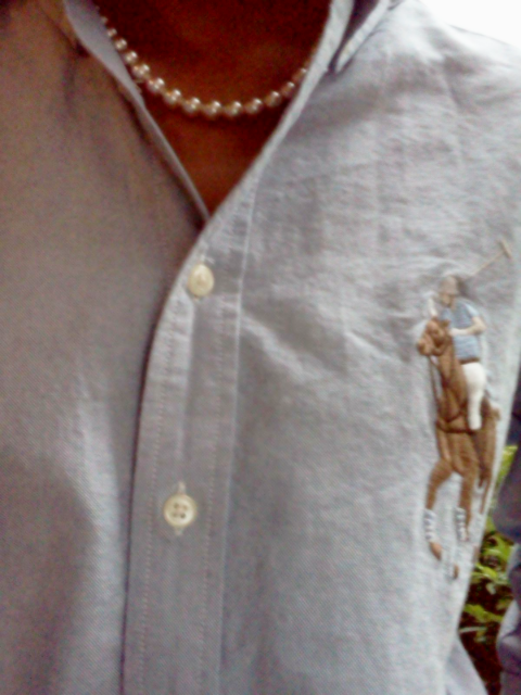 polos and pearls