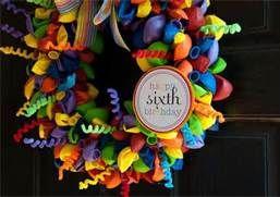 rainbow Wreaths - Bing Images