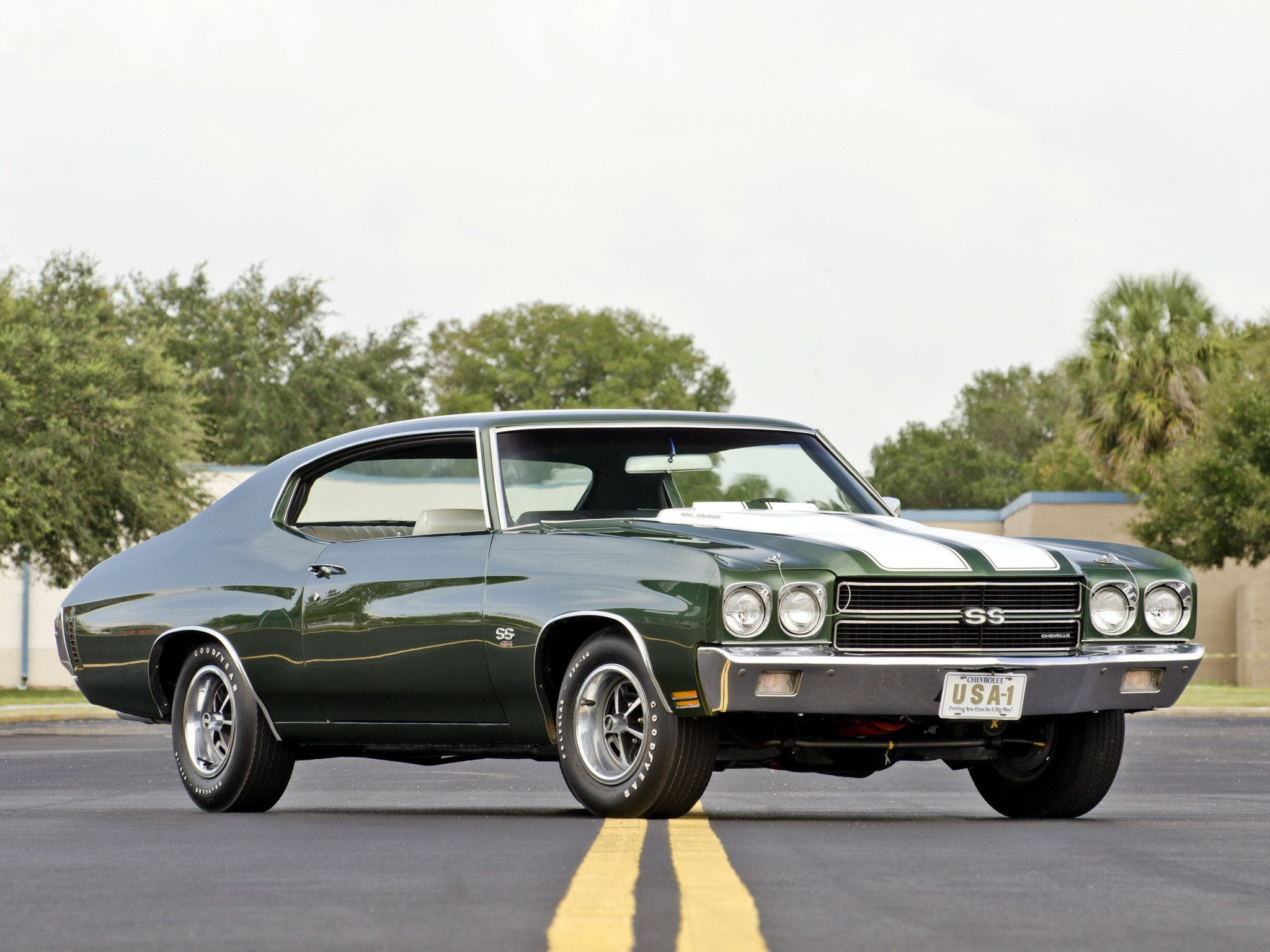 1970 chevrolet chevelle ss 454 hardtop coupe muscle classic s s c