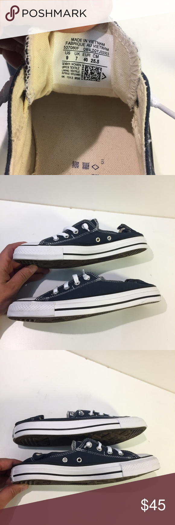 Converse Chuck Taylor Shoreline Slip On Shoes Women's
