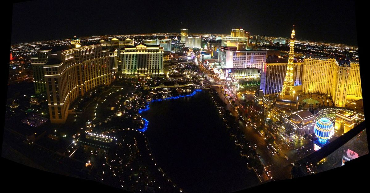 31 songs for the ultimate night out in Las Vegas Linq