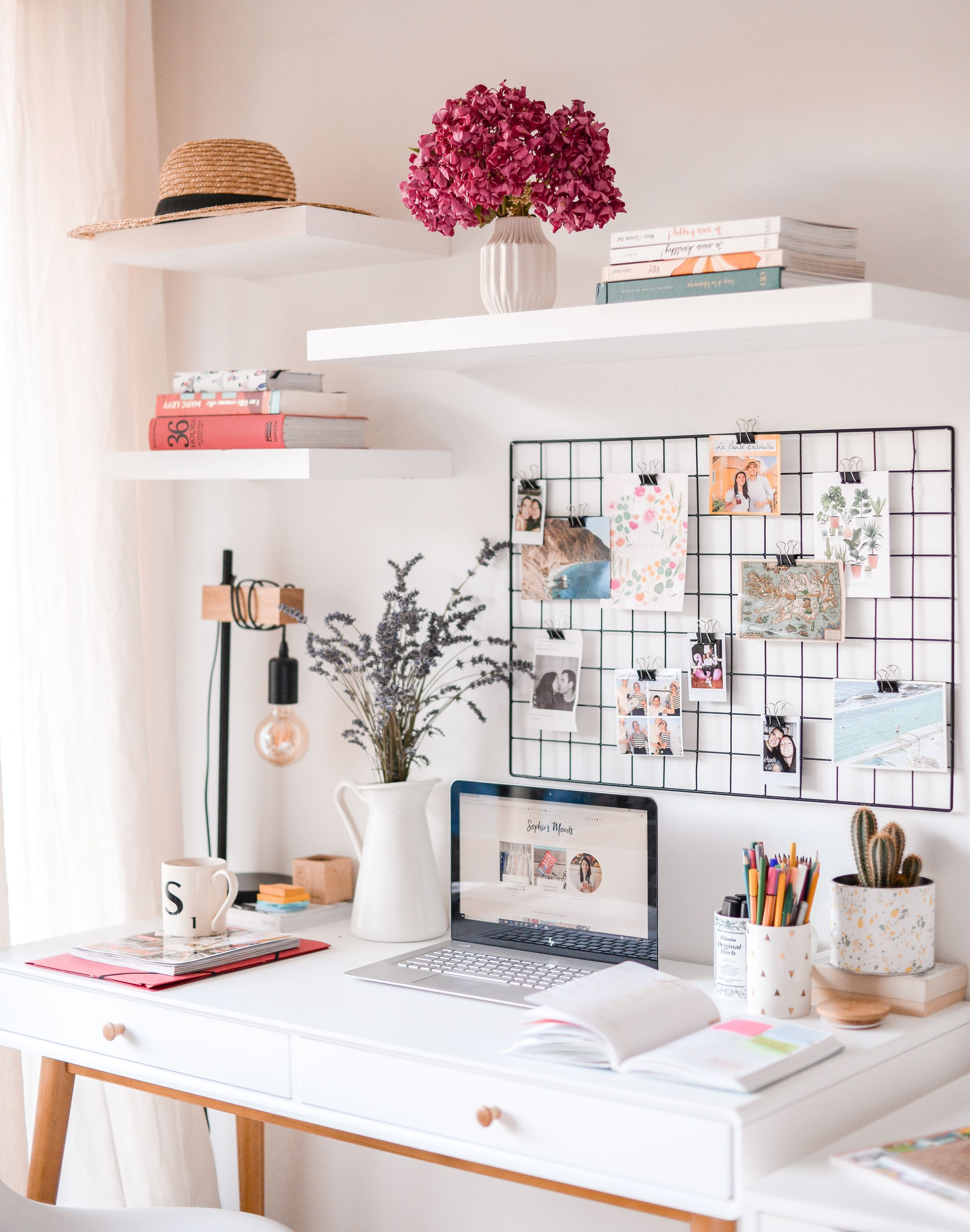 Photo of My ideal office area for small Sophies Moods spaces
