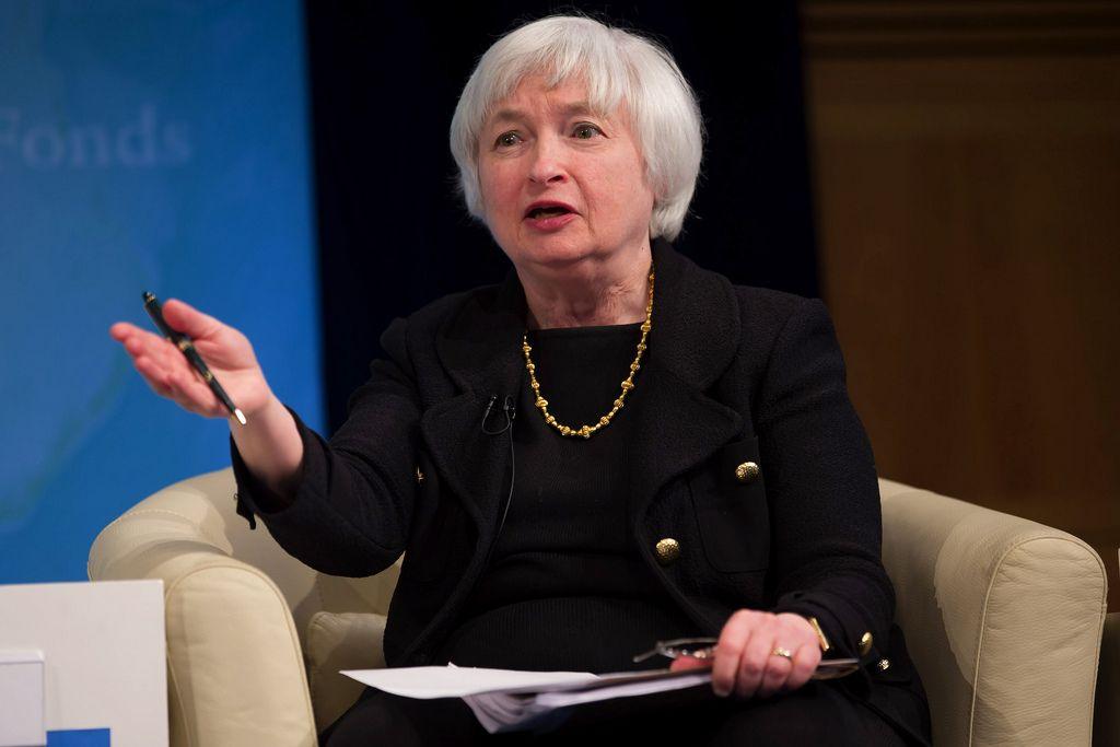 Janet Yellen Poised For Power Business Bigwigs Janet Yellen Online Trading Money Creation