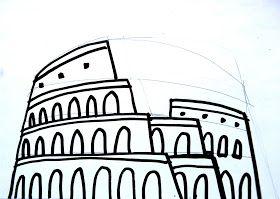 arteascuola: Pop-Up Italian Roman arenas